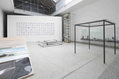 The Czecho-Slovak pavilion at the 55th International Art Exhibition La Biennale di Venezia opened to the professional public on 29 May 2013 with the exhibition project Still the Same Place by Petra Feriancová and Zbyněk Baladrán curated by Marek Pokorný.