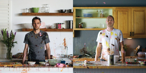 "Matt Harris and Tobias Fike ""Food Fight"""