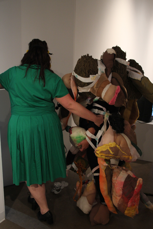 Theresa Anderson Rebecca Vaughan Tracy Tomko all flesh is grass 30