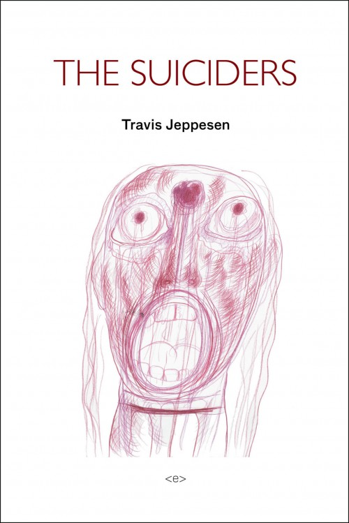 Travis Jeppesen, The Suiciders, published by Semiotext(e), 2013. Cover art by Bjarne Melgaard